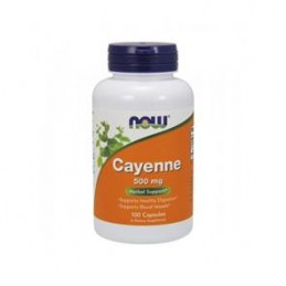 Cayenne (pimenta caiena) - NOW