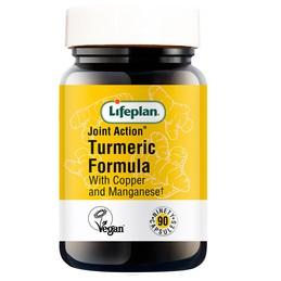 Joint Action Turmeric Formula 90 Cápsulas Lifeplan