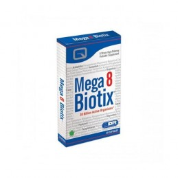 Mega 8 Biotix 30 cápsulas Quest