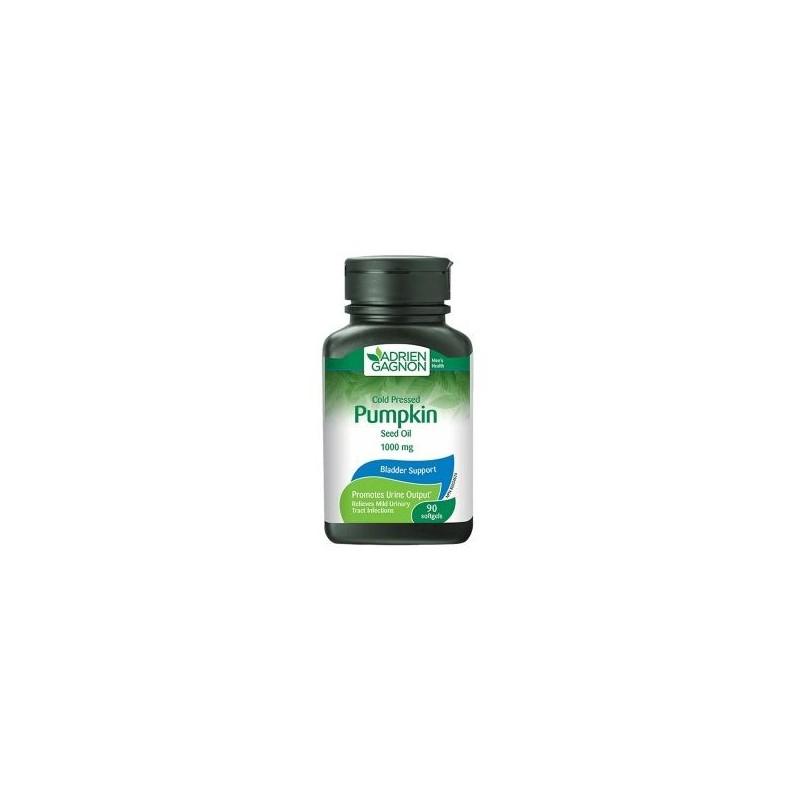 Pumpkin Seed Oil 1000 mg 90 cápsulas