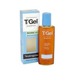 Neutrogena T-Gel Shampo Cabelos Oleosos 250ml