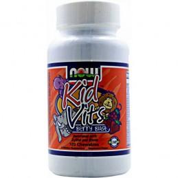 Kid Vits 120 comprimidos Now