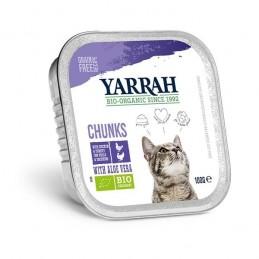 Alimento Para Gato - Pate Com Pedaços de Frango e Peru Bio