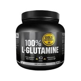 L-Glutamine Powder 300gr Gold Nutrition