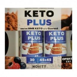 Keto Plus 45 Comprimidos + 45 Oferta
