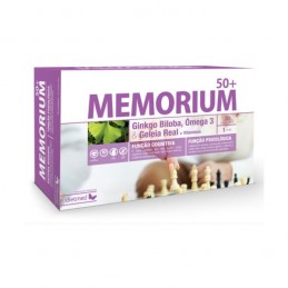 Memorium 50+ 30 ampolas Dietmed