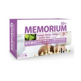 Memorium 50+ 30 ampolas