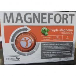 Magnefort Triple Magnésio 30 Comp