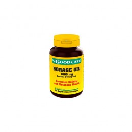 Borage Oil 1000mg 50 Cápsulas
