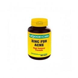 Zinco para Acne 100 Comprimidos