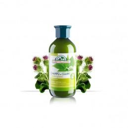 Corpore Sano Shampoo de Urtigas, Hamamélide e Hibisco 300ml
