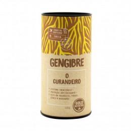 Gengibre em pó Eco Gold Nutrition 125 g