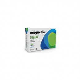 Magnesio Rapid 30 Comprimidos
