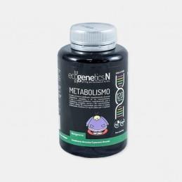 Metabolismo Ecogenetics 120 capsulas