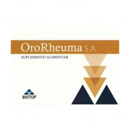 Ororheuma 60 cápsulas Biotop