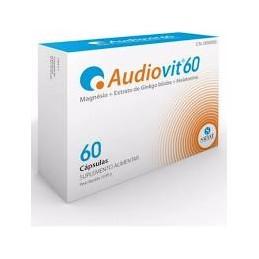 Audiovit 60 Cápsulas