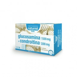 Glucosamina 1500 + Condroitina 1200 Forte 20 Amp Naturmil
