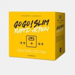Go Go Slim Rapid 30 ampolas Farmodietica