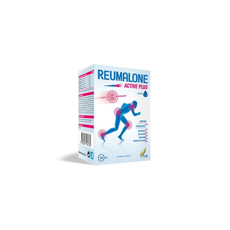 Reumalone Active Plus Frasco de 50 ml CHI