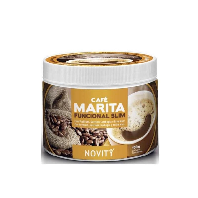 Café Marita funcional Slim 100g - Novity