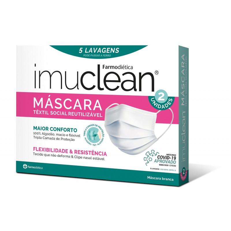 Imuclean Mascar 5 Lavagens Farmodietica