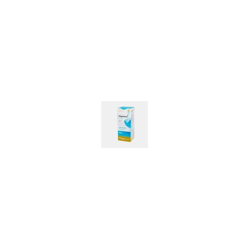 Magnésio Citrato 250 mg Lipossomal 250 ml - Vegafarma