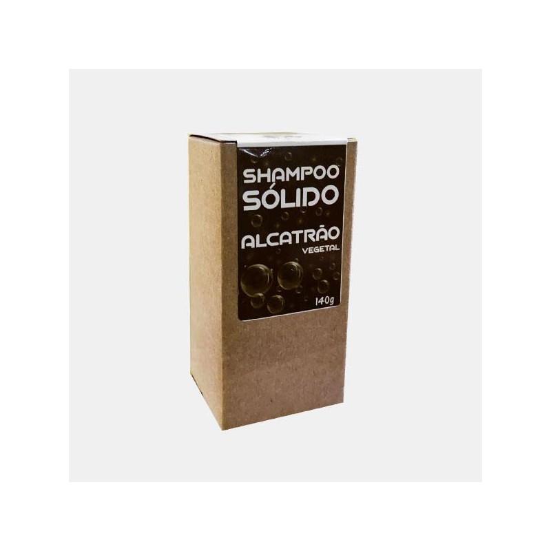 Shampoo Solido Alcatrão Bio 140gr