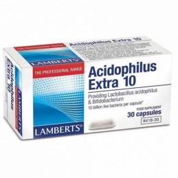 Acidophilus Extra 10 30 Cápsulas