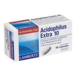 Acidophilus Extra 10 60 Cápsulas