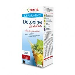 Ortis Detoxine Sabor Framboesa+Arando 250ml