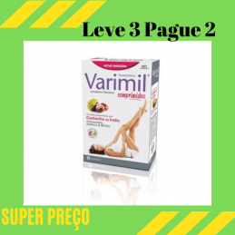 Varimil 60 comprimidos Leve 3 Pague 3 Farmodietica