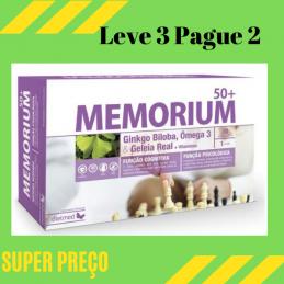 Memorium 50+ 30 Ampolas Leve 3 Pague 2 Dietmed