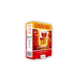 Ginsenol 60 capsulas Dietmed