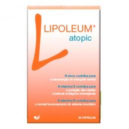 Lipoleum Atopic 30 Cápsulas