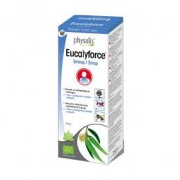 Physalis Eucalyforce Xarope Sem Açúcar 150ml Bioceutica