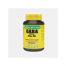 Good Care Gaba 500mg Plus B6 100 Cápsulas