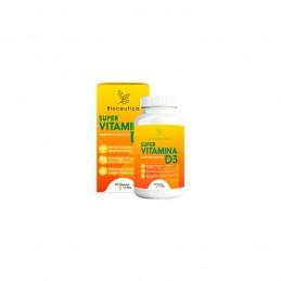 Super Vitamina D3 60 Cápsulas Bioceutica