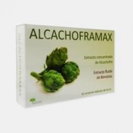 Alcachoframax 20 ampolas Natural Eficaz