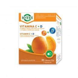 Vitamina C500mg + Vitamina D4000UI