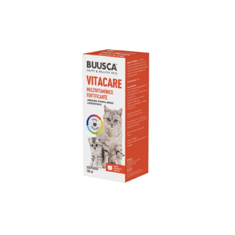 Vitacare Gato 100ml Buusca