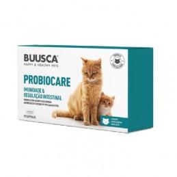 Probiocare Gato 20 Cápsulas Buusca