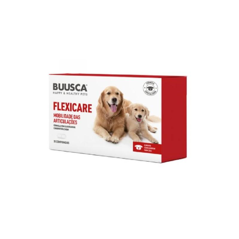 Flexicare Cão 30 Comprimidos Buusca
