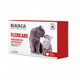 Flexicare Gato 30 Comprimidos Buusca