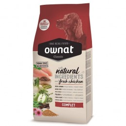 Ownat Classic Complet Chicken & Rice 15Kg