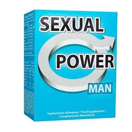 Sexual Power Man Comprimidos