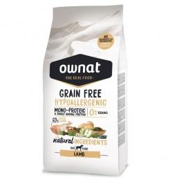 Ownat Grain Free Hypo-Allergenic Lamb 14Kg