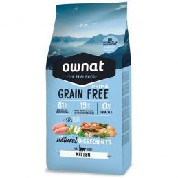 Ownat Just Grain Free Prime Kitten 3Kg