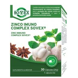 Zinco Imuno Complex Sovex