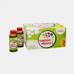 Magnseio + Vitamina C Plantis