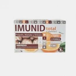 Imunid Total + Vitamina C 20 Ampolas